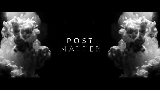 POSTmatter